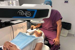 מכשיר technolas teneo - עין טל הדסה