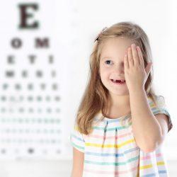 בדיקת ראייה לילדים - עין טל הדסה